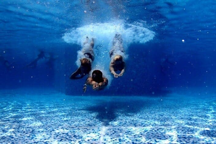 list of hobbies - Swimming