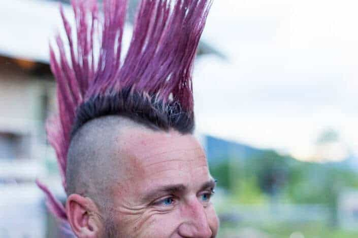 47 Funny Dares - Hilarious, but hard - give yourself a mohawk