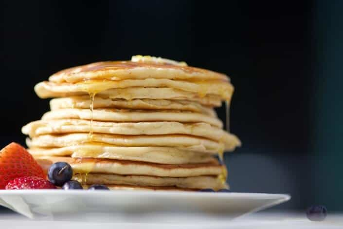 Random Questions-How many pancakes have you eaten in a single sitting_