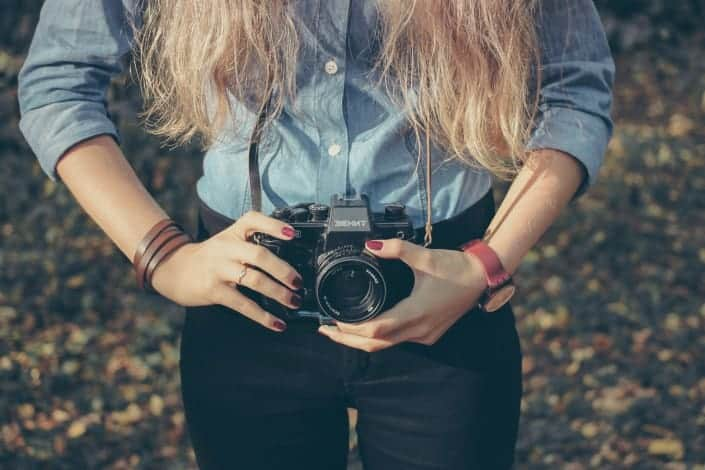 Personal Questions to Ask a Girl - If you could take a single photograph of your life, what would it look like