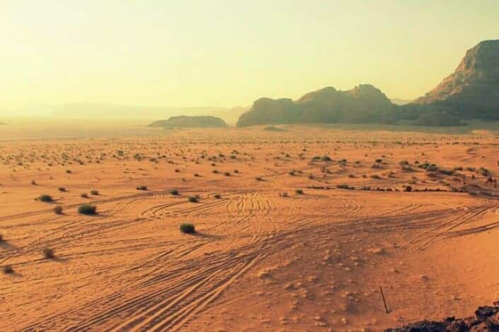 Would you prefer to live in the Sahara or in Antarctica