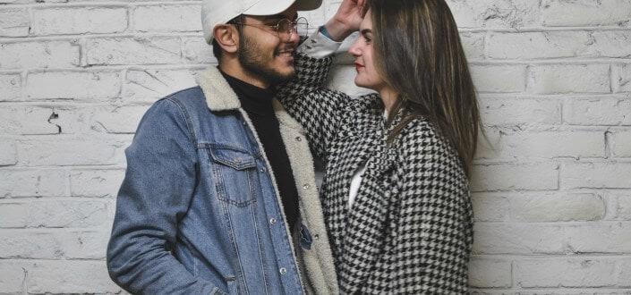 shy guy dating a shy girl
