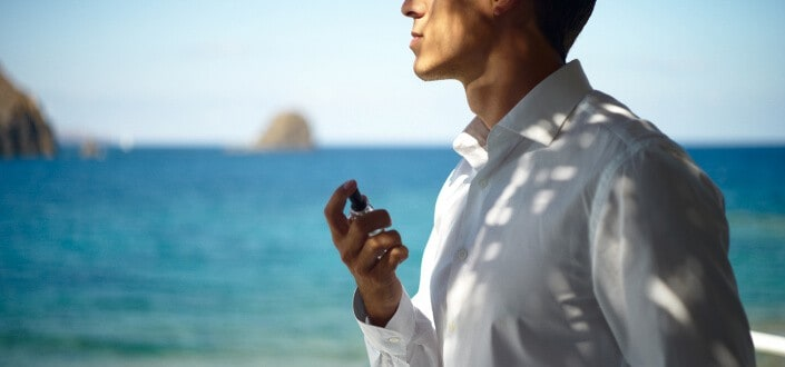 Attractive Habits For Guys - Complementing Your Scent
