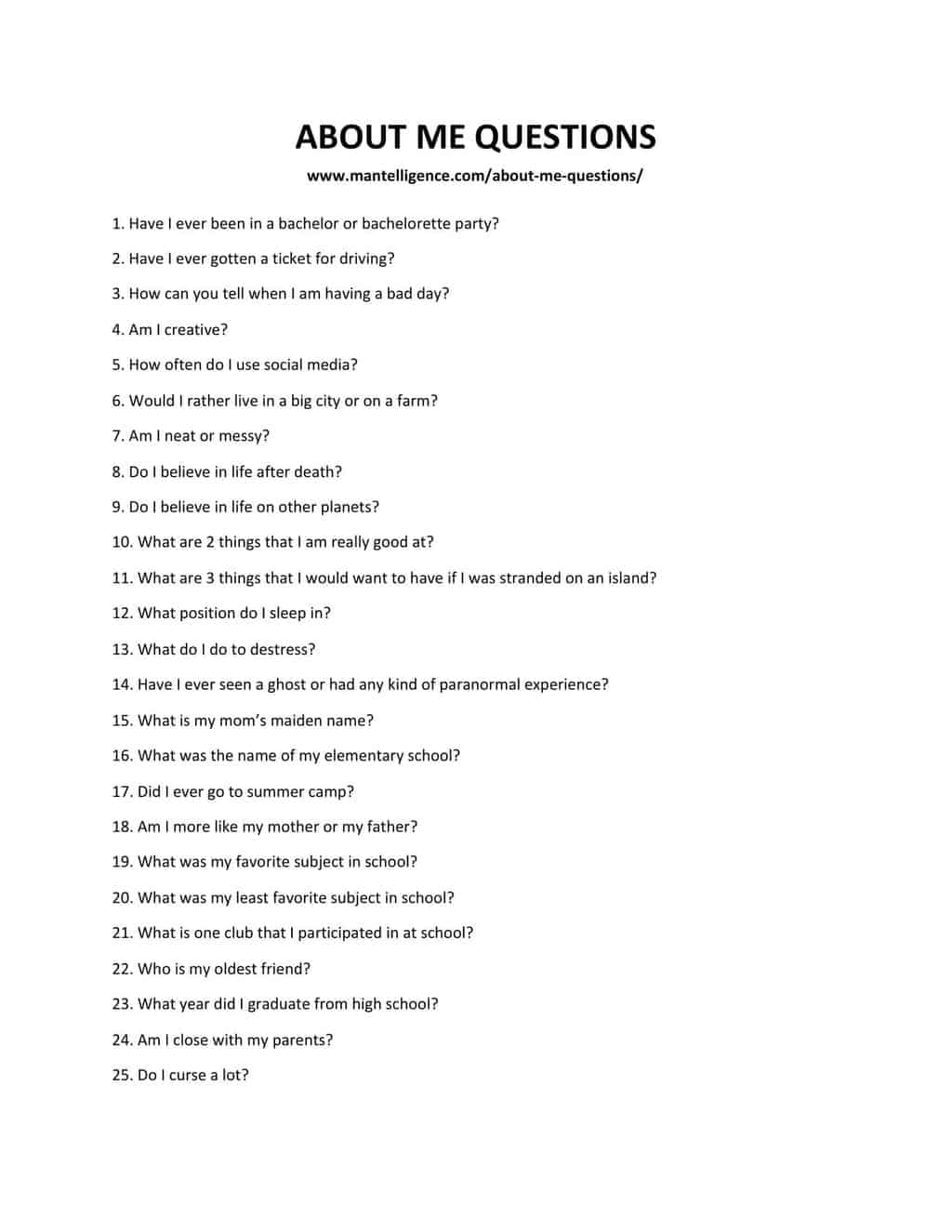 ABOUT ME QUESTIONS-1
