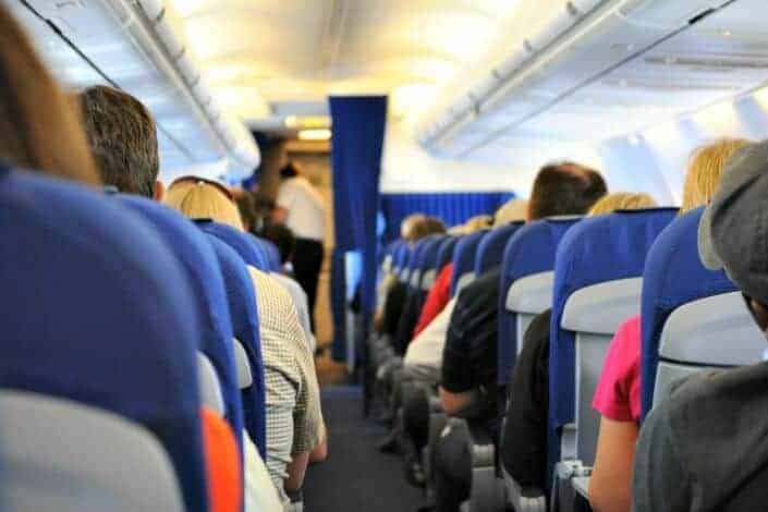 weird questions to ask a girl - first airplane ride