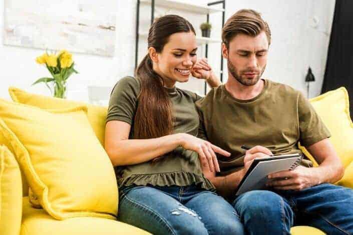 at home date ideas - bucketlist