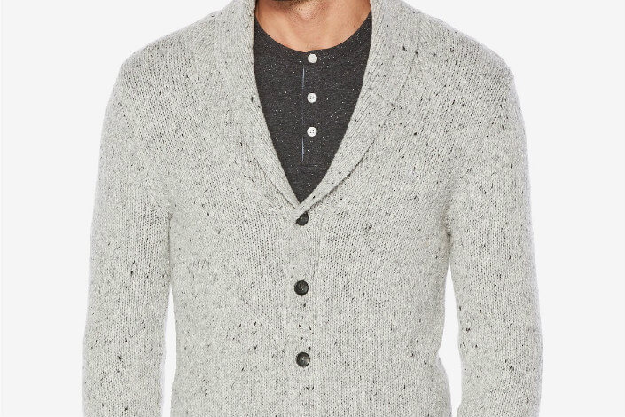 7 Clothing Items Women Love (sponsored) - donegal cardigan 3
