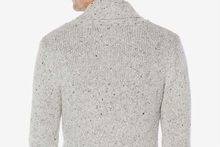 7 Clothing Items Women Love (sponsored) - donegal cardigan 4