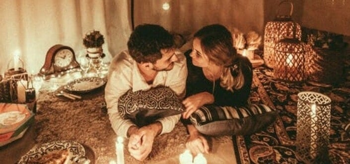 At Home Anniversary Date Ideas