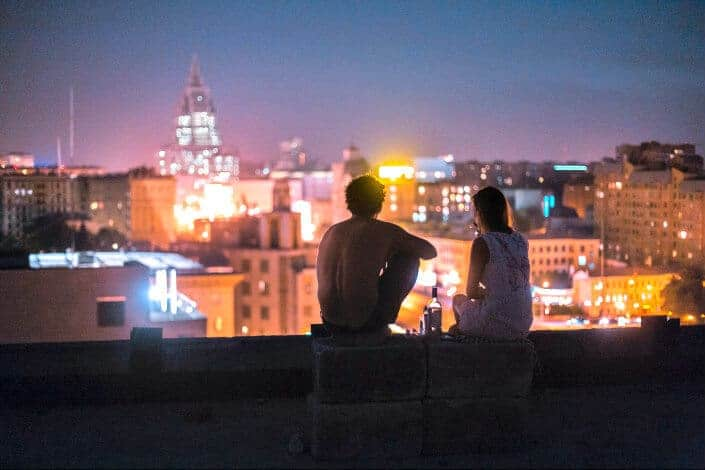 date ideas - city lights