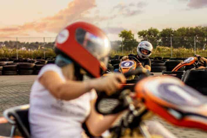date ideas - kart racing