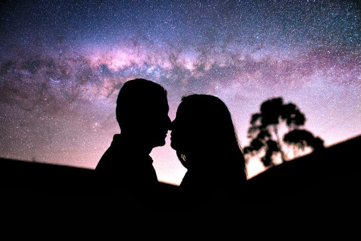 date ideas - star gazing