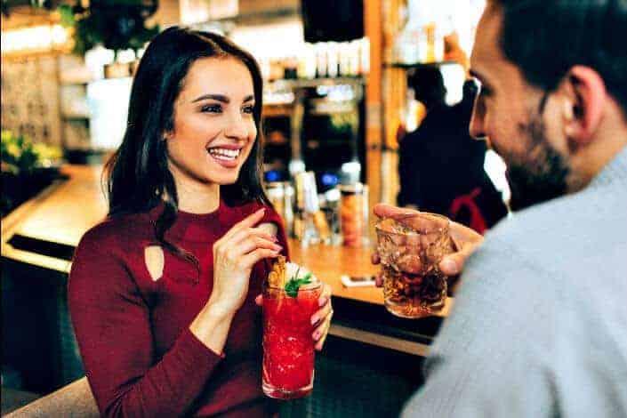 fun date night ideas - barhopping Bigstockphoto/Estradaanton