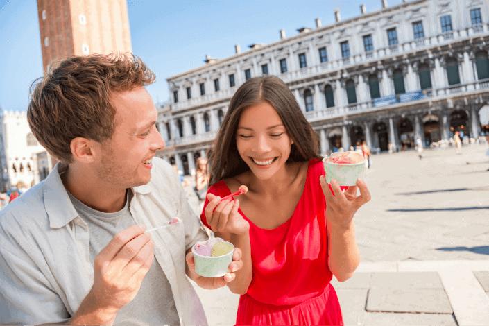 fun date night ideas - satisfy your sweet tooth Bigstockphoto/Maridav
