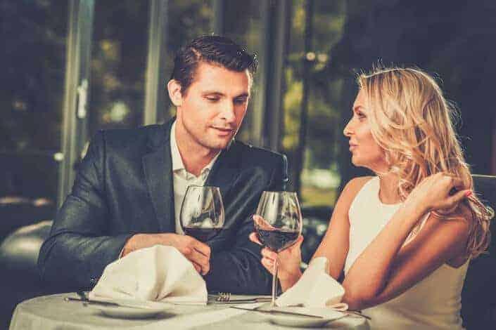 fun date night ideas - wine pairing Depositphotos/nejron