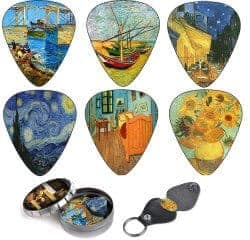 stocking stuffers - guitar picks