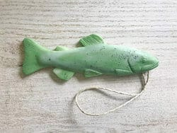 stocking stuffers - trout soap