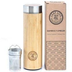 cheap christmas gifts-Bamboo Tumbler