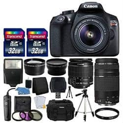 christmas gifts for dad - Canon EOS Rebel T6 Digital SLR Camera