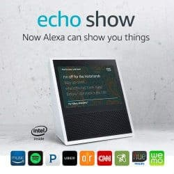 christmas gifts for dad - Echo Show