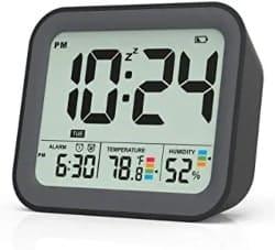 21. Compact Alarm Clock