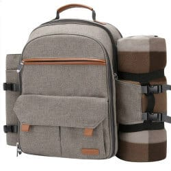 christmas gifts for dad - Picnic Backpack