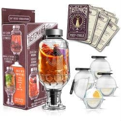christmas gifts for dad - Cocktail Shaker Infuser Set