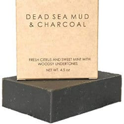 cheap christmas gifts- Dead Sea Mud Soap Bar