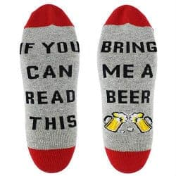 christmas gifts for dad - Funny Novelty Socks