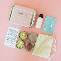 cheap christmas gifts-DIY Mini Lip Balm Making Kit