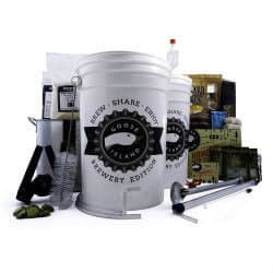 christmas gifts for dad - Beer Brewing Equipment Starter Kit