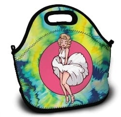 42. Marilyn Monroe Lunch Tote (1)