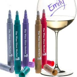 cheap christmas gifts-Wine Glass Markers