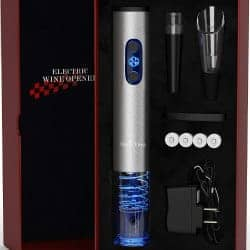 cheap christmas gifts-Electric Wine Opener with Charger