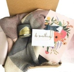 Christmas Gift Ideas For Wife - Blush Gift Set