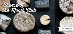 Christmas Gift Ideas For Wife - Murray's Cheese Of The Month Club