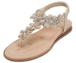 Christmas Gift Ideas For Wife - Summer Flat Sandals Shoes