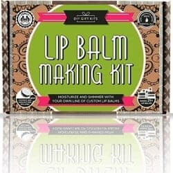 Stocking Stuffers For Her - DIY Lip Balm Kit