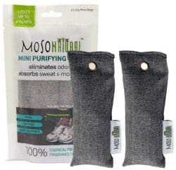 Stocking Stuffers For Her - Mini Moso Natural Air Purifying Bags
