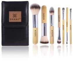 Stocking Stuffers For Her - Pro Bamboo Brush Set