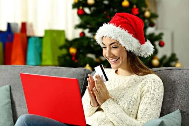 cheap christmas gift - post