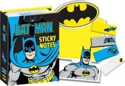 cheap stocking stuffers - batman sticky notes
