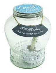 christas gift ideas for mom - memory jar
