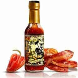 stocking stuffers for men - bacon hot sauce