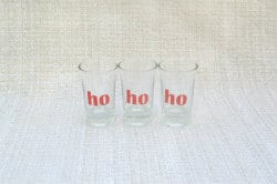 stocking stuffers for men - shot glass