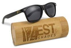 stocking stuffers for men - wood shade
