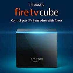 12 Fire TV Cube