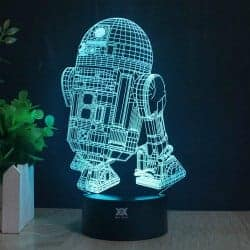 47 3D Lamp