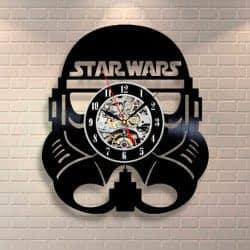49 Stormtrooper Vintage Wall Clock