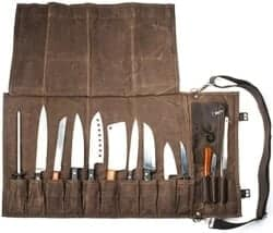 Christmas Gifts for Brother - Chef Knife Roll Bag